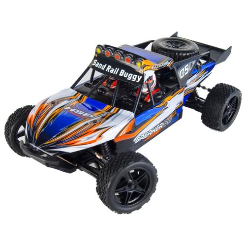 Багги HSP Breaker (94202) 1:10 47.5 см синий/белый/оранжевый