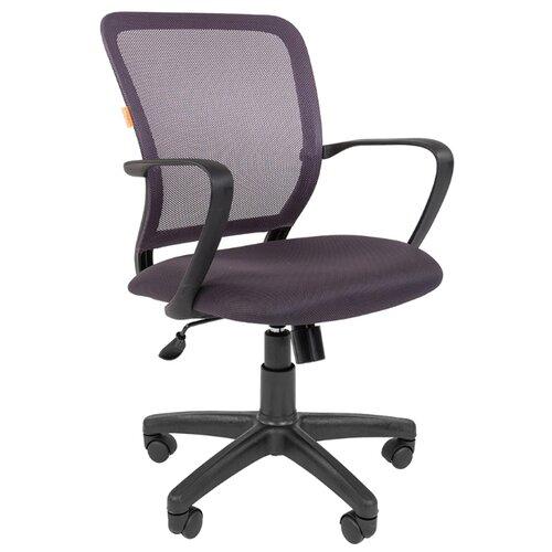 Компьютерное кресло Chairman 698 офисное, обивка: текстиль, цвет: black/TW-04 по цене 3 910