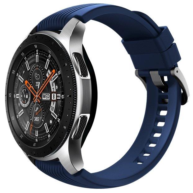 5497b833 Часы Samsung Galaxy Watch (46 mm) — 84 отзыва о товаре на Яндекс.Маркете