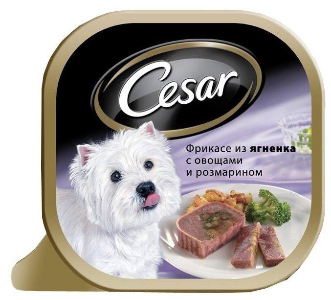 Корм для собак Cesar ягненок 100г (для мелких пород)