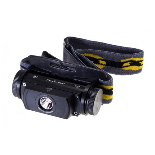 цена на Налобный фонарь Fenix HL55 XM-L2 U2 черный