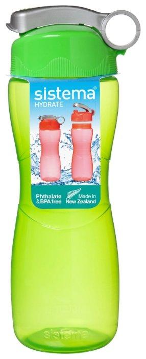 Бутылка Sistema Hydrate 590 для воды 0.645 л