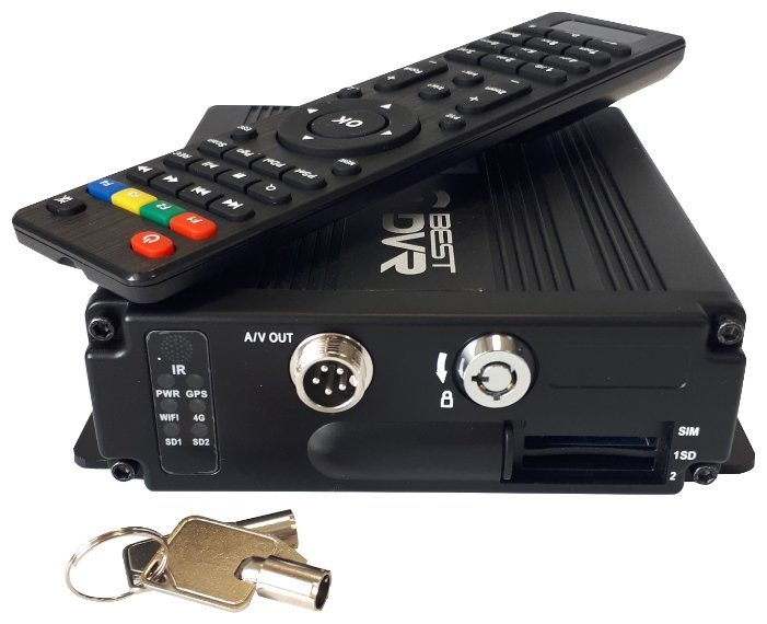 BestDVR Видеорегистратор BestDVR 407 Mobile-SD-11