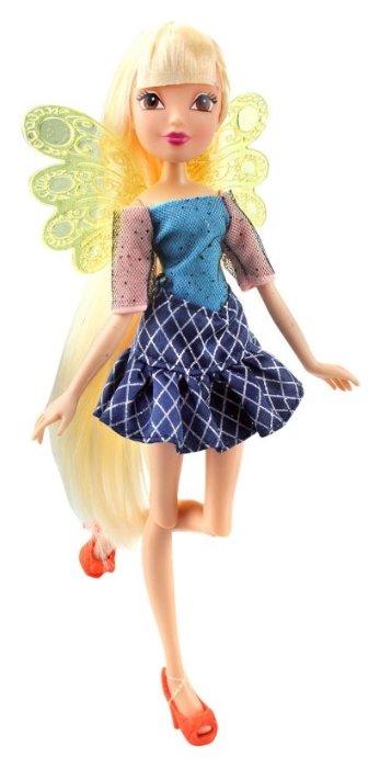 Кукла Winx Club Два наряда Стелла