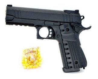 Пистолет Наша Игрушка Пистолет черный 2020