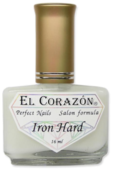 Лак El Corazon Iron Hard
