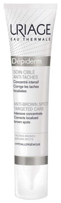 Uriage Depiderm Anti Brown Spot Targeted Care Концентрат