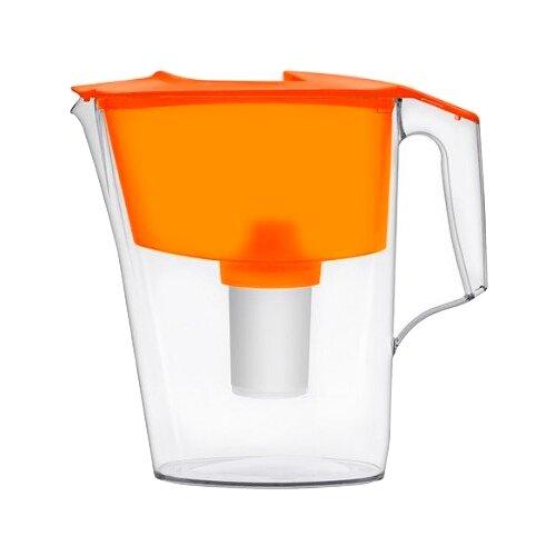 Фильтр кувшин Аквафор Стандарт 2.5 л оранжевый