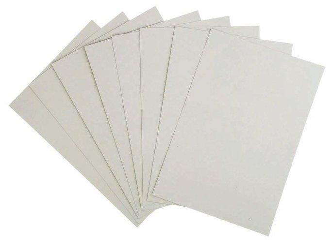 Гофрированный цветной картон, формат A4, 5 листов, 5 цветов Erich Krause