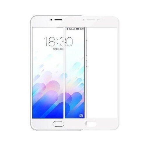 Фото - Защитное стекло CaseGuru для Meizu MX6 white защитное стекло skinbox apple watch 38mm