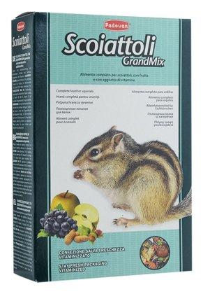 Корм-лакомство зоомир Грызунчик 4 для грызунов и кроликов: Овощное ассорти, 200 г
