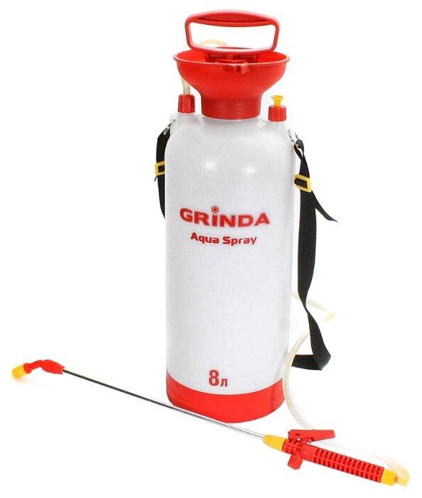 Опрыскиватель GRINDA Aqua Spray 8 л
