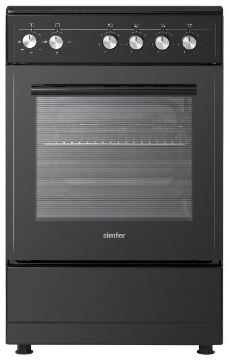 Электрическая плита Simfer F55VB04017