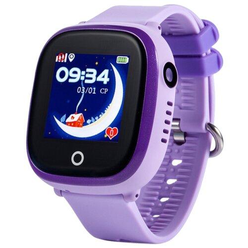 Часы Smart Baby Watch GW400X фиолетовый
