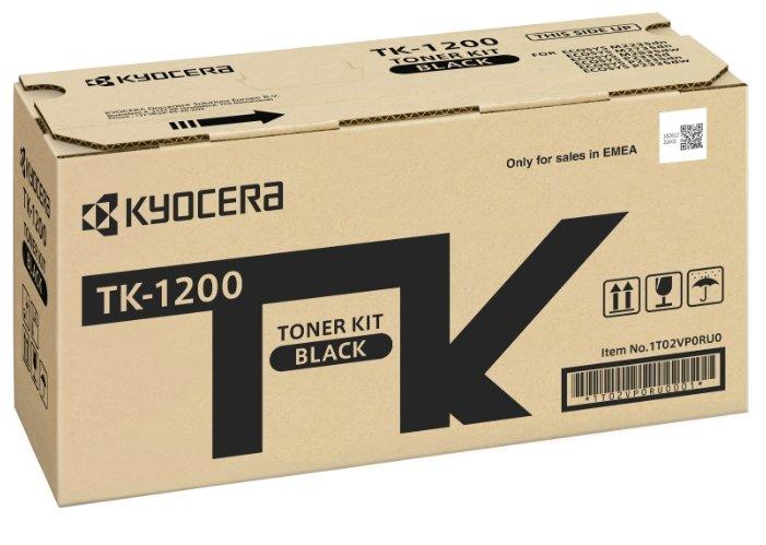 Картридж KYOCERA TK-1200 — купить по выгодной цене на Яндекс.Маркете