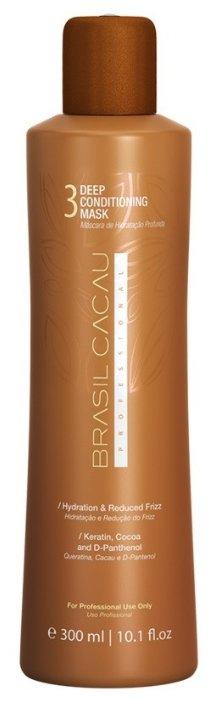 Cadiveu Маска для кератинового выпрямления волос Brasil Cacau