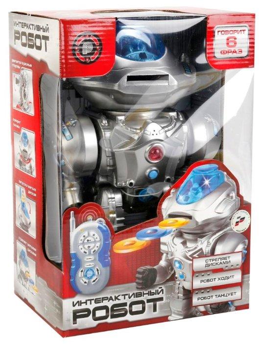 Интерактивная игрушка робот Играем вместе Интерактивный робот