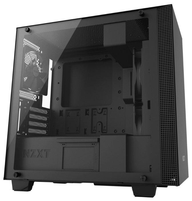 NZXT Компьютерный корпус NZXT H400 Black