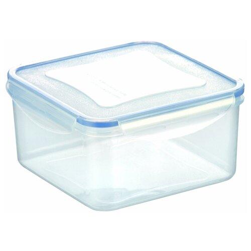 Фото - Tescoma Контейнер Freshbox 2 л квадратный голубой/прозрачный tescoma контейнер freshbox 2 л