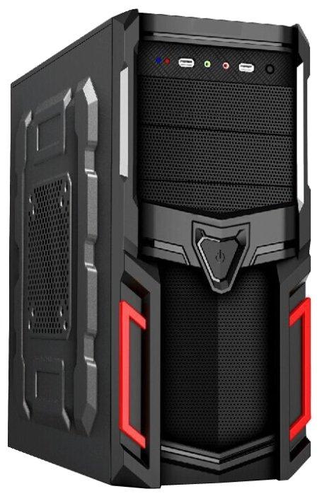 3Cott Компьютерный корпус 3Cott 2347B 450W Black