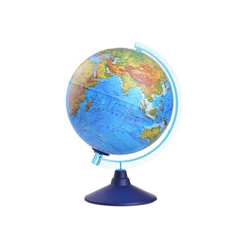 Глобус физический Globen Классик Евро 250 мм (К012500254) синий