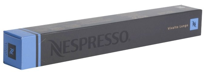 Кофе в капсулах Nespresso Vivalto Lungo (10 шт.)