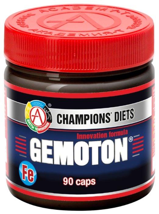Минерально-витаминный комплекс Академия-Т Gemoton (90 капсул) — купить по выгодной цене на Яндекс.Маркете