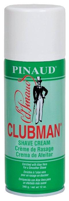 Пена для бритья Shave Cream классическая Clubman
