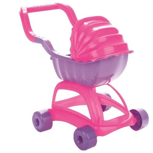 Купить Коляска-люлька pilsan Candy (07 603) фиолетово-лиловый, Коляски для кукол