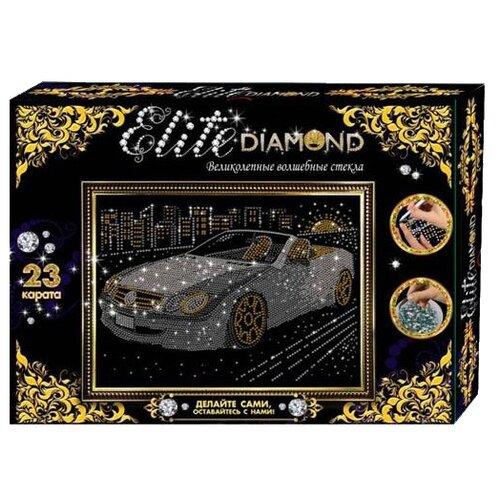 Купить Лапландия Набор алмазной вышивки Картина из страз Elite Diamond Автомобиль (45719), Алмазная вышивка