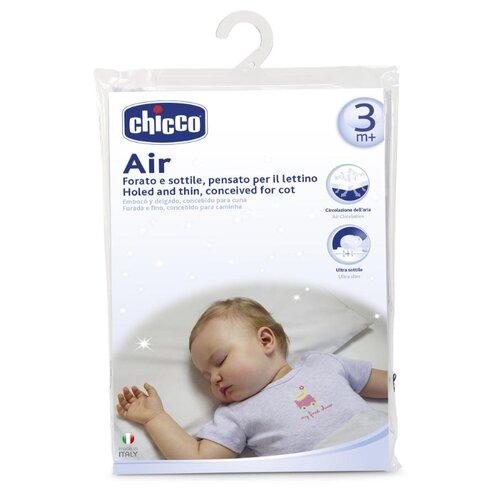 Купить Подушка Chicco Подушка Air от 3 месяцев белый, Покрывала, подушки, одеяла