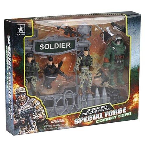 Купить Набор фигурок Shantou Gepai Special Force 6633B, Солдатики