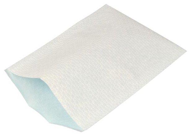 Рукавица для мытья Abena Эйрлейд с ПЭ, 22х16 см (491914)