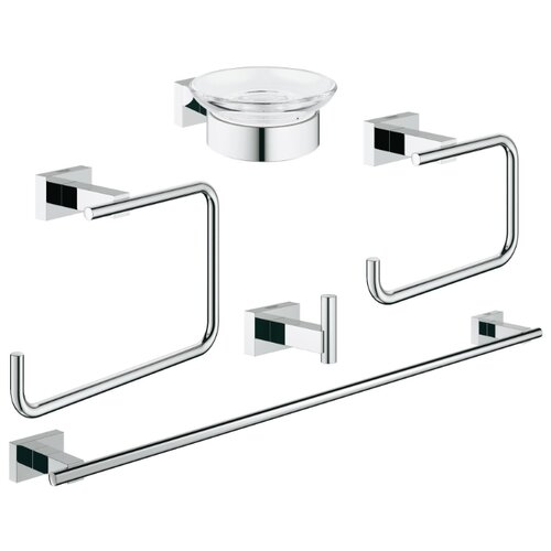 Набор Grohe Essentials Cube 40758001 (5 шт.)