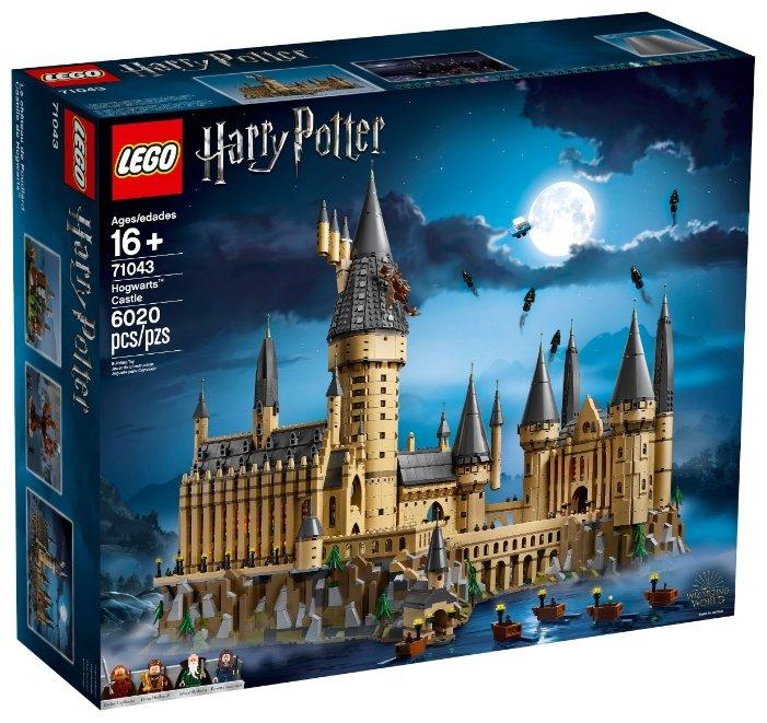 Конструктор LEGO Harry Potter 71043 Замок Хогвардс — купить по выгодной цене на Яндекс.Маркете