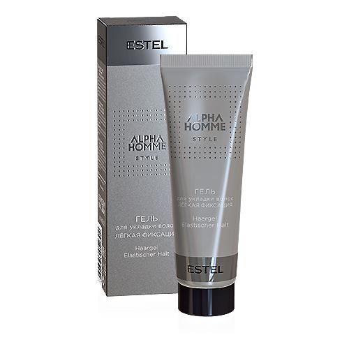 Estel Professional Alpha Homme гель для укладки волос (легкая фиксация) 50 мл натура сиберика облепиха гель для укладки волос естественная фиксация 200 мл