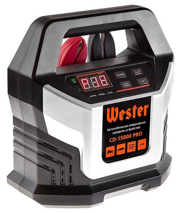 Зарядное устройство Wester CD-15000 PRO