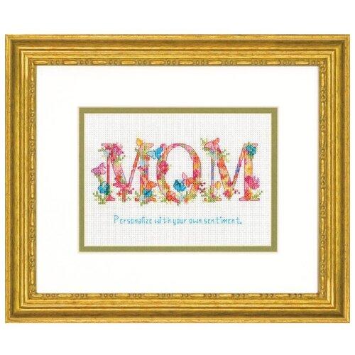 Dimensions Набор для вышивания крестиком Mom 17, 7 х 12, 7 см (65180), Наборы для вышивания  - купить со скидкой