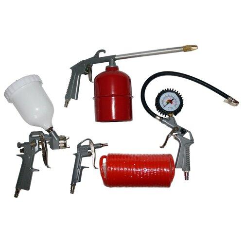Набор пневмоинструментов Quattro Elementi 771-138 набор пневмоинструмента quattro elementi 3 предмета 772 128