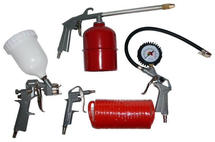 Набор пневмоинструментов Quattro Elementi 771-138