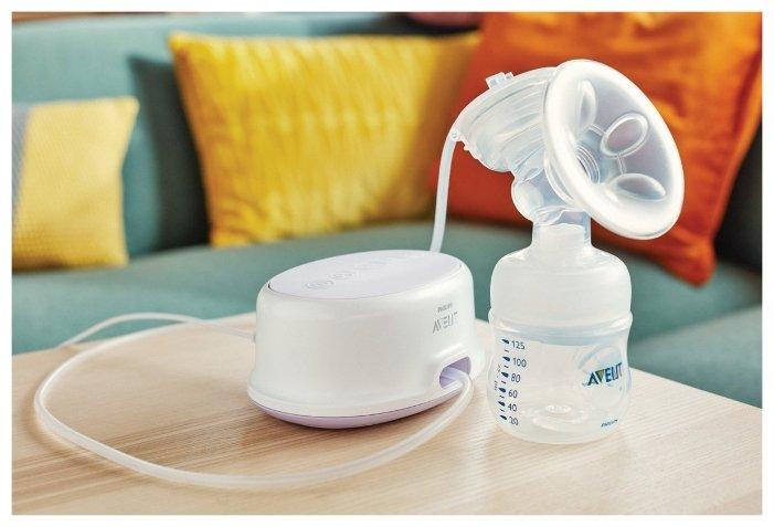 Электрический молокоотсос Philips AVENT Ultra Comfort SCF332/31
