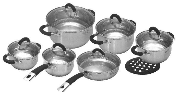 Набор посуды Taller Шелборн TR-1047 13 пр.
