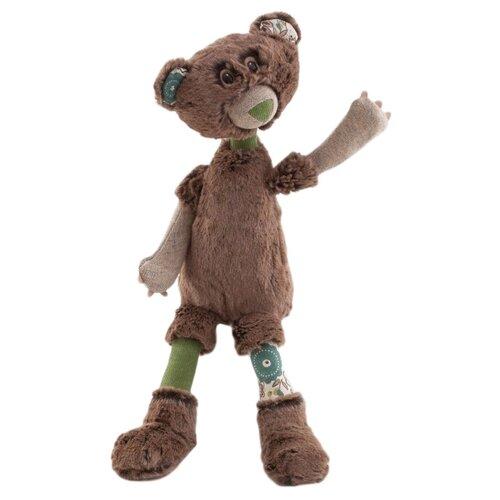 цена на Мягкая игрушка Trudi Мишка Базиль 33 см