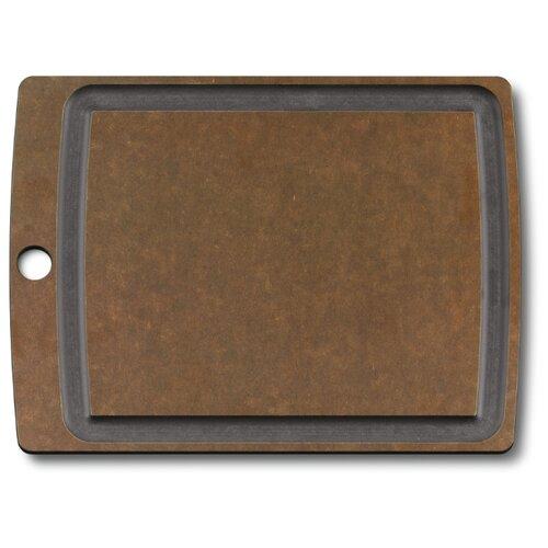 Разделочная доска VICTORINOX 7.4112 29,2x22,9x0,7 см коричневый