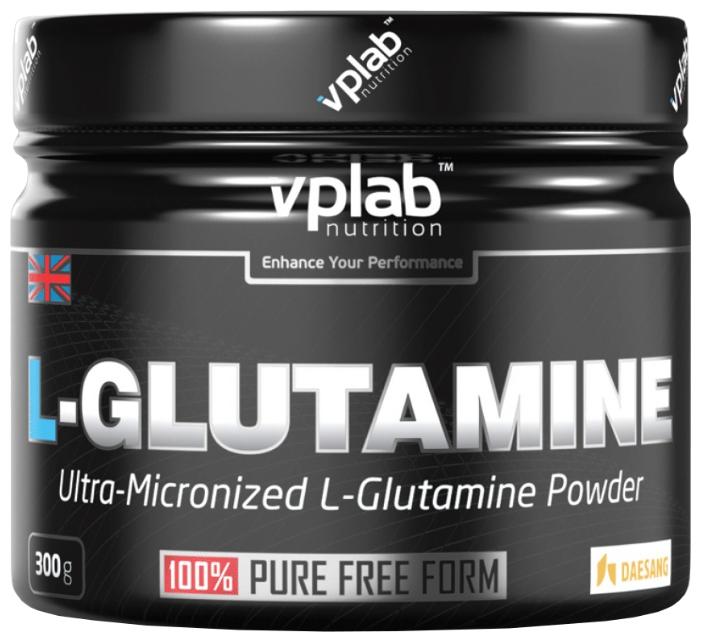 Аминокислота VP Laboratory L-Glutamine (300 г)
