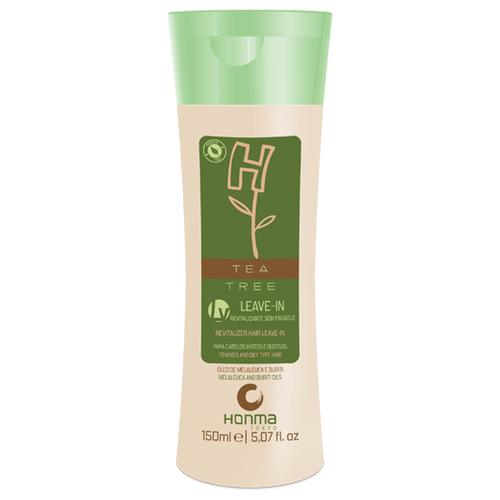 Купить Honma Tokyo несмываемый кондиционер H-Tea Tree увлажняющий для сухих и поврежденных волос, 150 мл