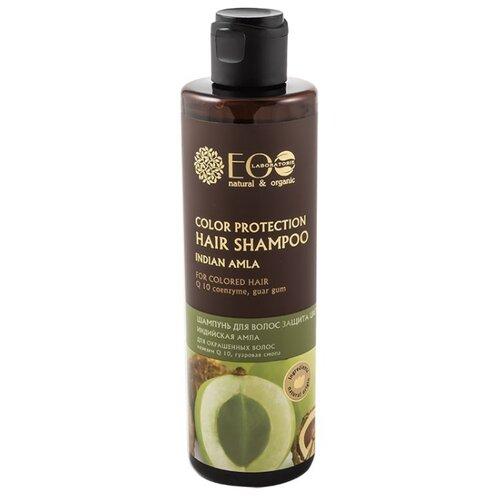 Ecolab шампунь Индийская амла Защита цвета для окрашенных волос 250 мл