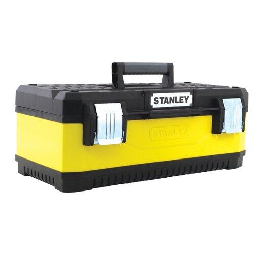 Ящик STANLEY 1-95-612 49.7 х 29.3 x 22.2 см 20 желтыйЯщики для инструментов<br>