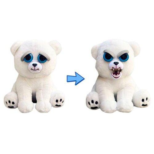 Мягкая игрушка Feisty Pets Белый медведь 22 см helju pets meelespead isbn 9789949278367