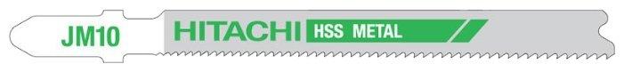 Набор пилок для лобзика Hitachi JM10 750038 5 шт.